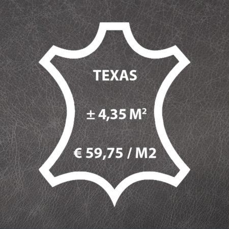 Echt Leer - Texas - € 59,72 m2