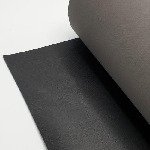 Kunstleer professioneel vintage zwart