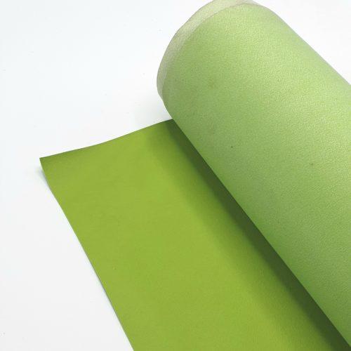 Professioneel kunstleer lime groen