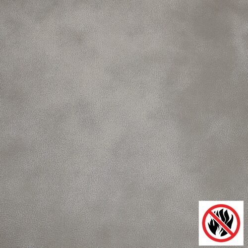 Brandvertragend Kunstleer Grey