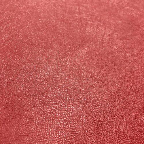 Slijtvast kunstleer rood